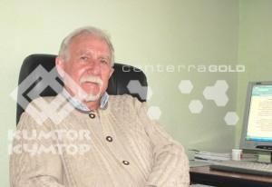 Член правления Ассоциации горнодобывающих компаний, советник Президента КР Валентин Николаевич Богдецкий