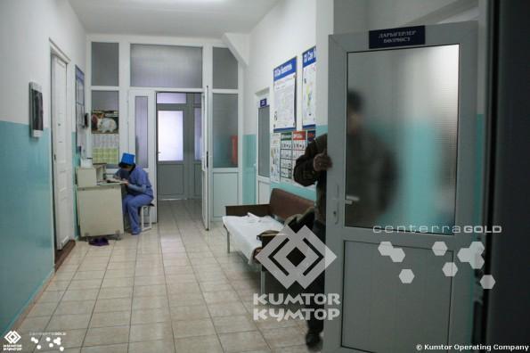 Заседание наблюдательного совета фонда развития иссык-кульской области по итогам 2011 года