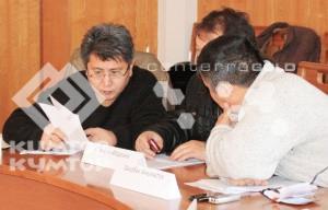 Supervisory Board of the Issyk-Kul Region Development Fund met on a final meeting in 2011