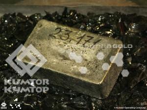 Золото с рудника Кумтора покупает «Кыргызалтын» и продает в свою очередь российскому банку «Номос»