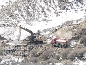 «Кумтор Оперейтинг Компани» восстановила ирригационную систему сел Барскоон и Тамга