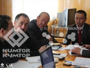 В Тонском районе прошло заседание регионального комитета по сотрудничеству
