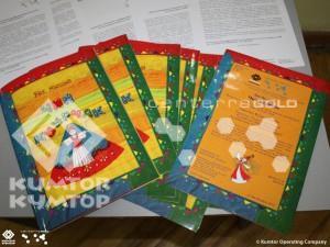 «Кумтор Оперейтинг Компани» профинансировала издание детской книги «Чий куурчак»