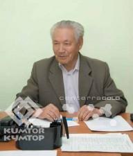 Руководитель Ассоциации горнопромышленников и геологов КР Орозбек ДУЙШЕЕВ
