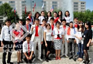 «Кумтор Оперейтинг Компани» поддержала студенческие соревнования SIFE