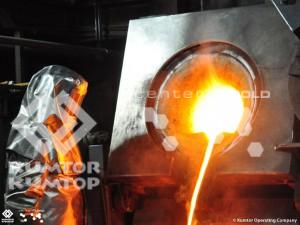 Компания Centerra Gold Inc. («Центерра») и «Кумтор Оперейтинг Компани» подвели итоги работы в I квартале 2012 года.