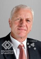 Президент «Кумтор Оперейтинг Компани» Майкл Фишер
