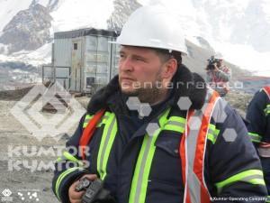 Андрея Миляева из города Джетыкара (Казахстан) очень интересовала техника, используемая на руднике «Кумтор»