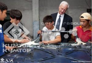 В Бишкеке в лицее №27 обучают по канадской программе