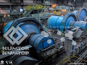 «Кумтор Оперейтинг Компани» сообщает о возобновлении работы золотоизвлекательной фабрики