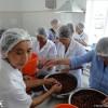 Заинтересованные жители Тонского и Джети-Огузского районов решили производить варенье, джем и соки