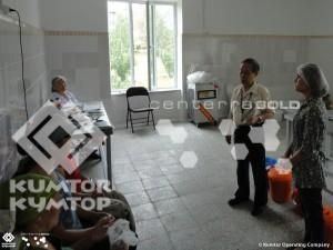 В Тонском и Джети-Огузском районах реализуется проект по активизации сообществ южной части Иссык-Куля