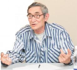 Эколог, профессор, доктор географических наук, заслуженный деятель науки Эмиль ШУКУРОВ