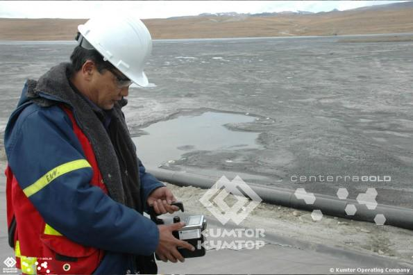 Экологическая обстановка на руднике под постоянным контролем как экологов, так и автоматизированных систем.
