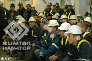 Профсоюзный комитет Кумтора признан самым лучшим в Кыргызстане
