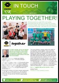 ISSUE 4 Apr 2013.
