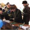 Установка трех АТС в селах Барскоон, Тамга и Тосор.