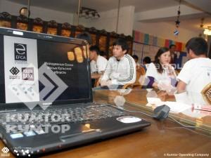 тренинг для молодых активистов- участников «Молодежных банков»