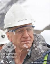 Michael Fischer, President of Kumtor Operating Company