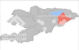 Самый высокий размер средней зарплаты зафиксирован в Джети-Огузском районе Иссык-Кульской области