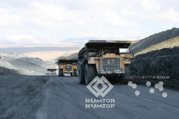 Кумтор обеспечил более 15% роста промышленной продукции Кыргызстана