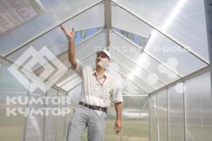 В Иссык-Кульской области фермеров научат строить теплицы