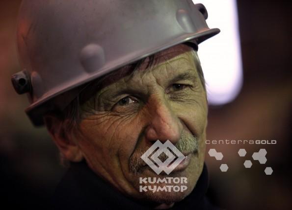Александр Зубков, газосварщик мастерской по ремонту тяжелой горной техники