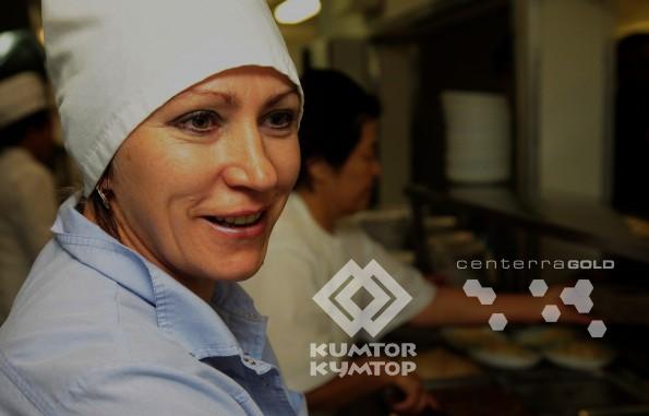 Елена Казачкова, повар