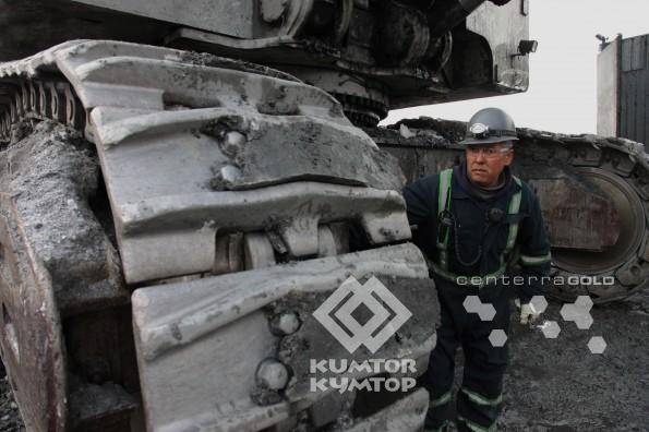 Замир Искаков, выезной механик мастерской по ремонту тяжелой горной техники
