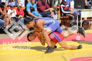Fourth National Championship Held at Saruu with Kumtor Support
