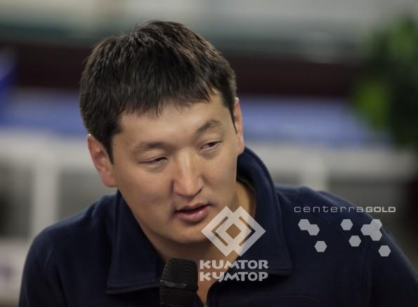 Nurbek Tolobayev, HR & Administration Manager