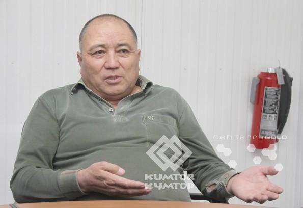 Абдыбек Асанкожоев