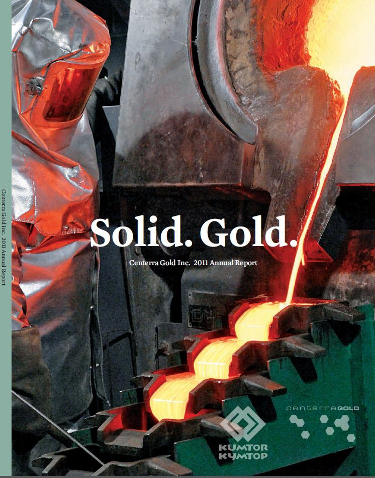 Centerra Gold Inc. Annual Report 2011