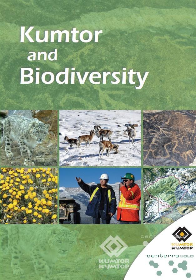 Kumtor and Biodiversity
