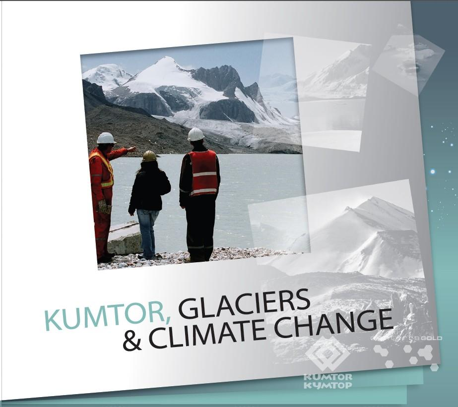 Glaciers and climate change