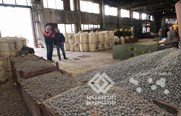 Local Supplier of Grinding Balls