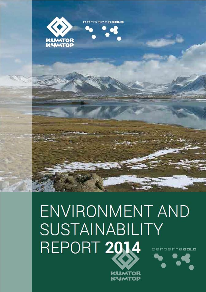 Annual Environment and Sustainability Report 2014