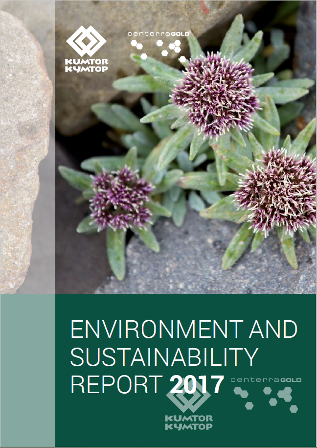 Annual Environment and Sustainability Report 2017