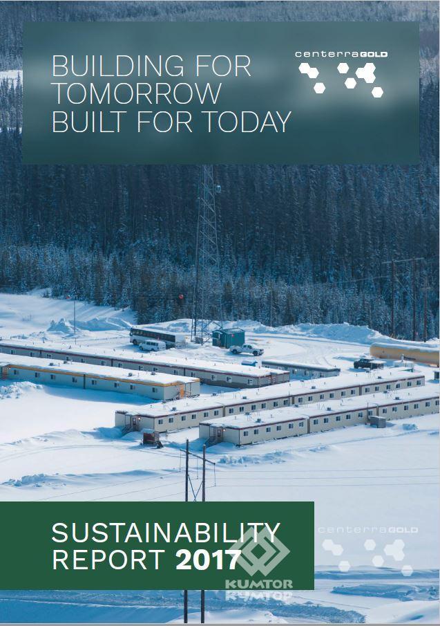 Centerra Gold Inc. Sustainability Report 2017